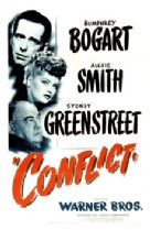 Conflict 1945 DVD - Humphrey Bogart / Alexis Smith